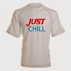 Just Chill Men's Performance Dry T-Shirt
