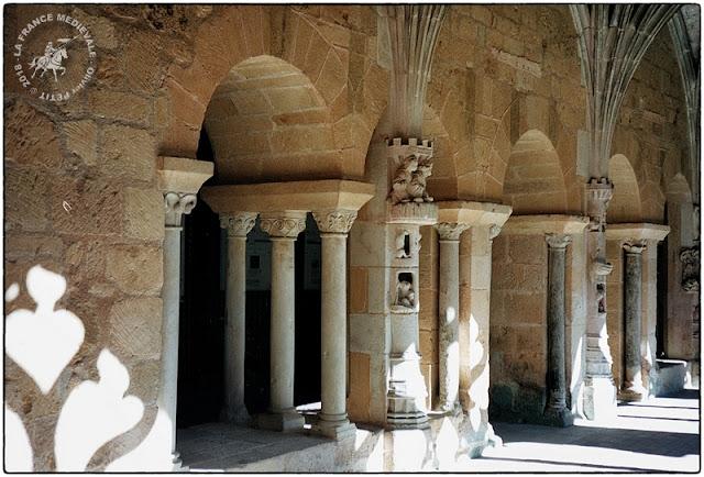 LE BUISSON DE CADOUIN (24) - Abbaye de Cadouin