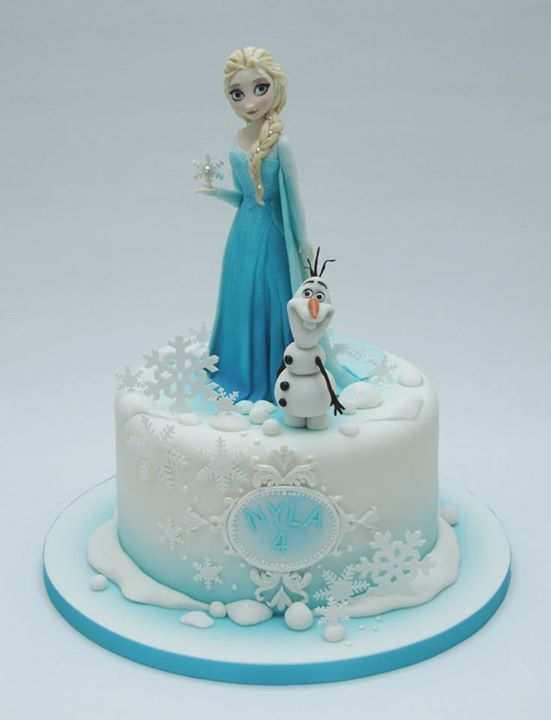 Imagenes de tortas decoradas dise os de tortas infantiles for Decoracion de tortas para ninas