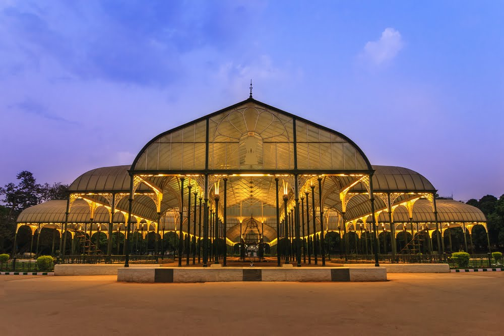 Lalbagh Botanical garden, Bangalore