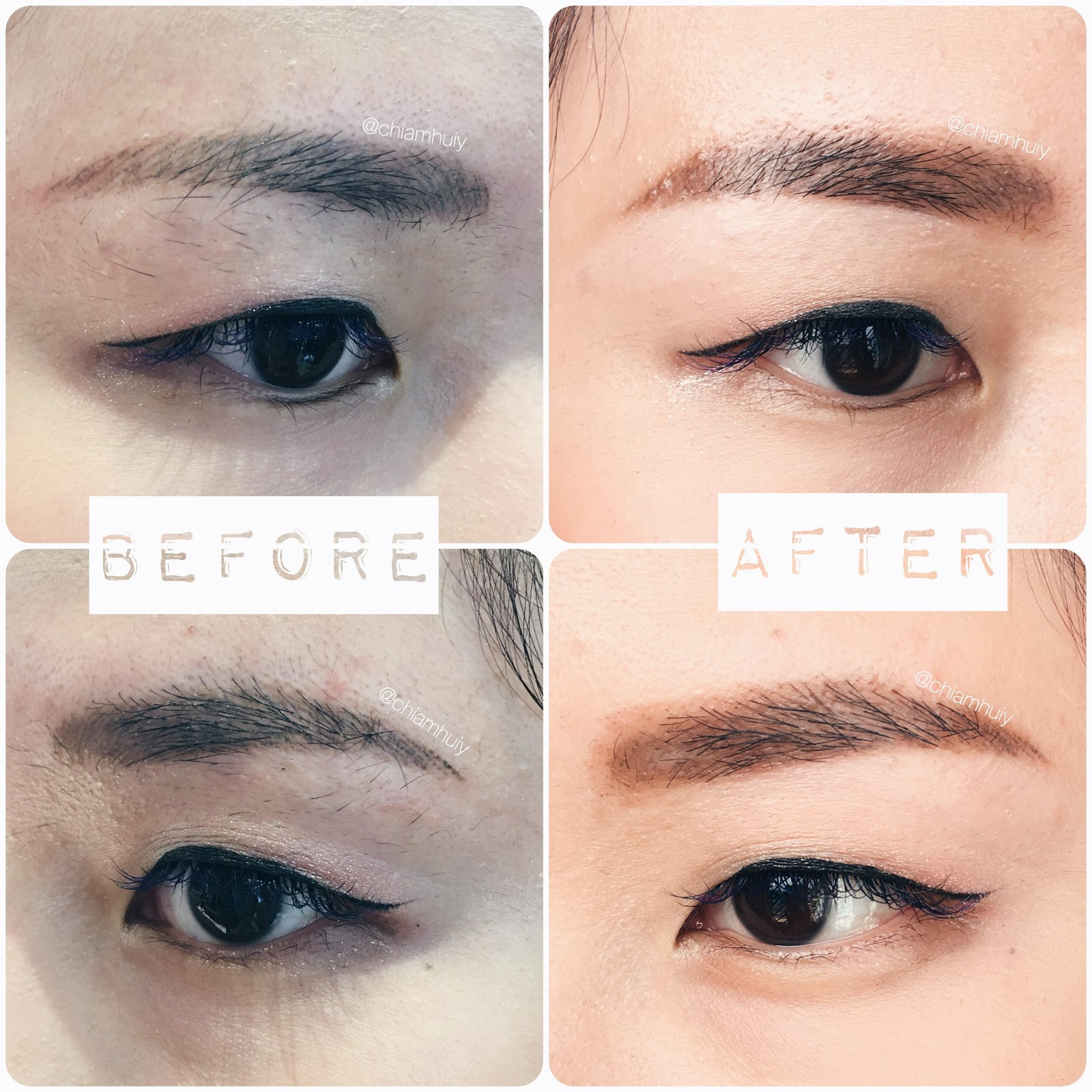 Benefit Brow Bar Faq For Brow Waxing Celine Chiam Singapore