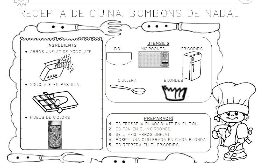 Mi grimorio escolar: TALLER DE COCINA: BOMBONES DE NAVIDAD