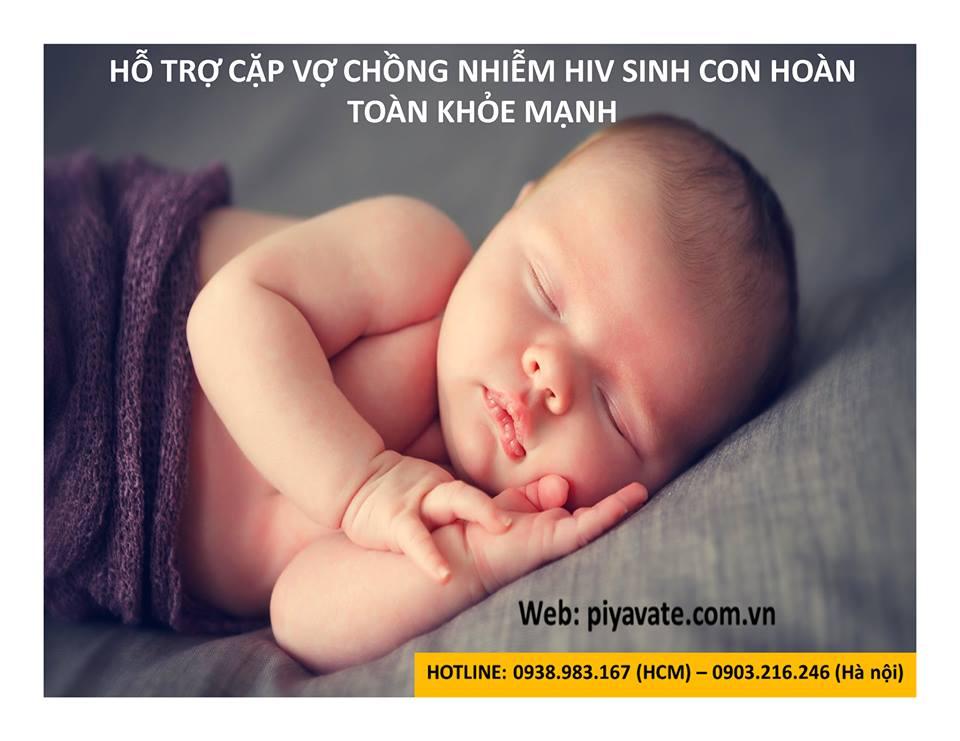 www.kenhraovat.com: IVF - BỆNH NHÂN HIV SINH CON KHỎE MẠNH 100%