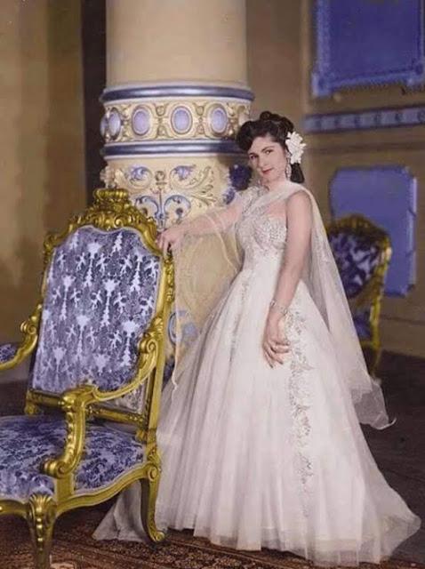 الملكة فريدة .. كانت اول ملكة تتوج في في تاريخ مصر الحديث