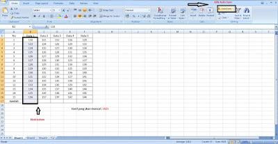 Cara Cepat Menjumlah Dengan Rumus Microsoft Excel Penjumlahan