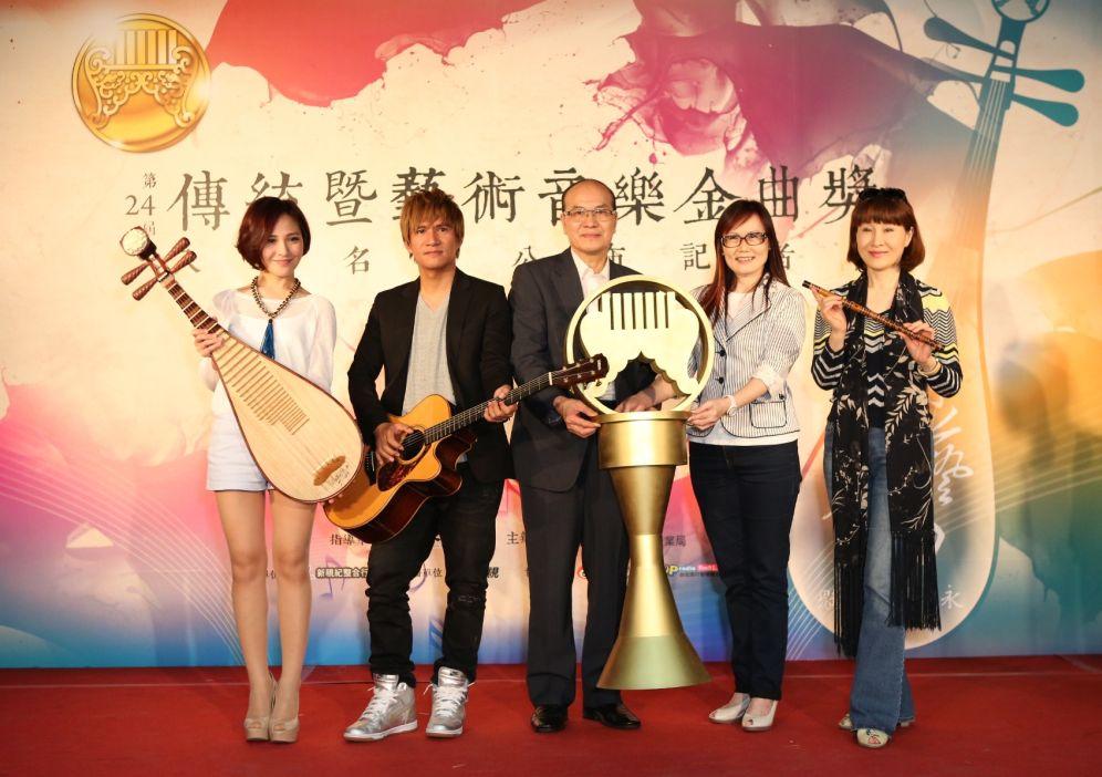第24屆傳藝類金曲獎入圍名單揭曉 - WoWoNews
