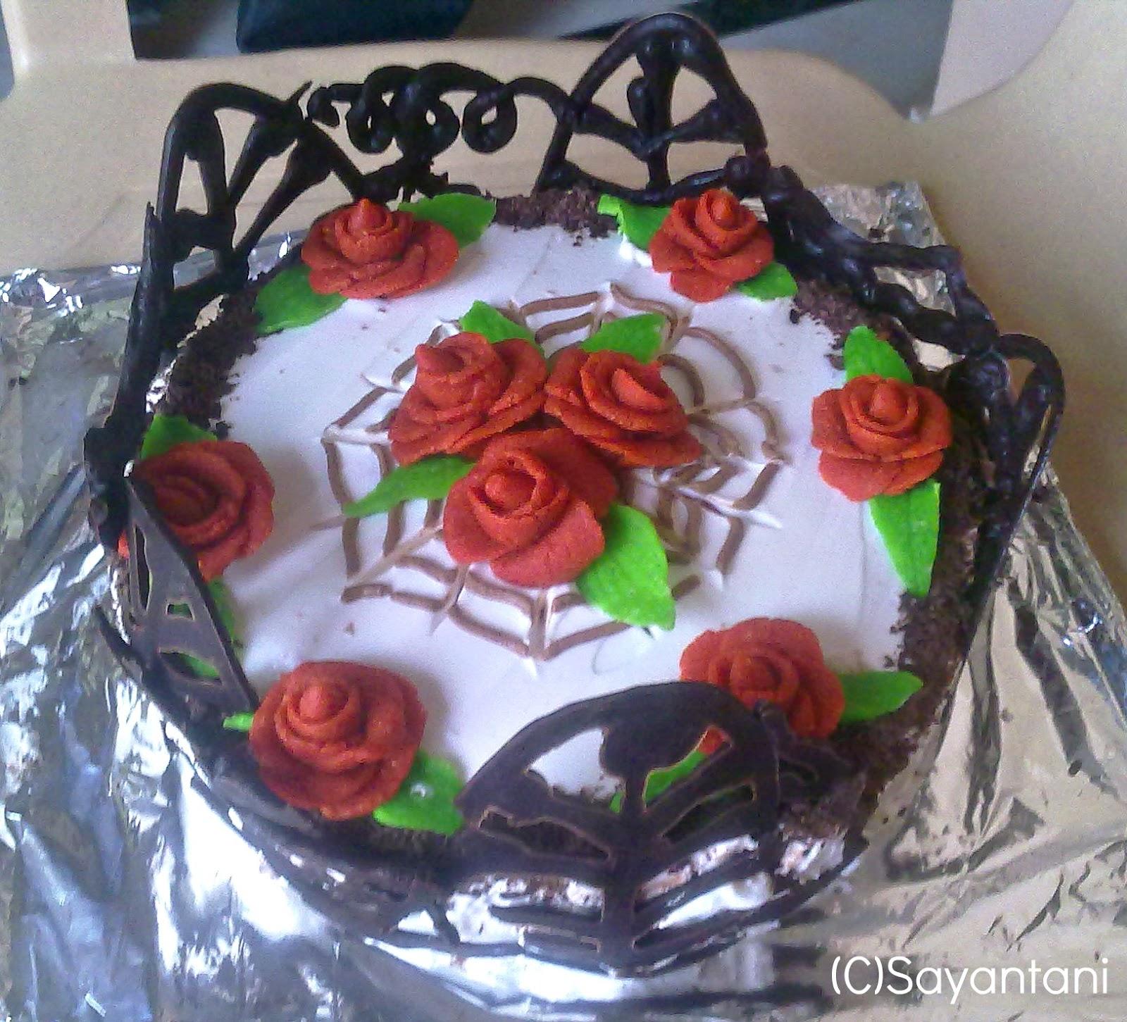 Strawberry Gateau Cake Recipe
