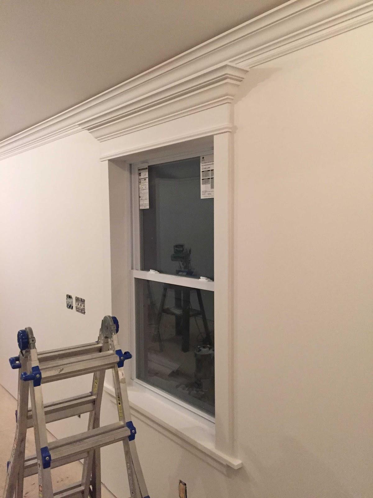 Oak Hill Trim Master Bedroom Addition