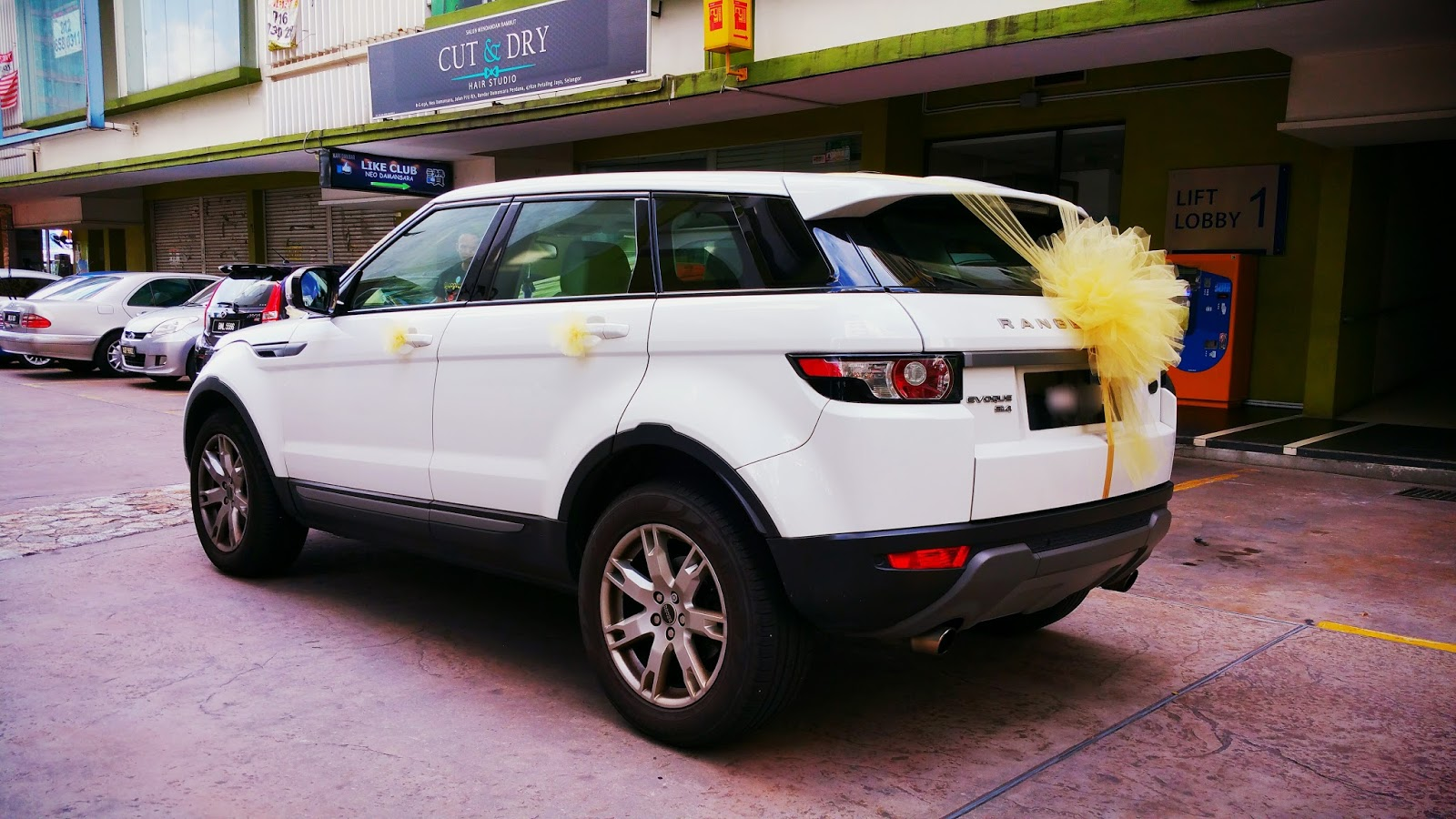 Redorca Malaysia Wedding And Event Car Rental Range Rover