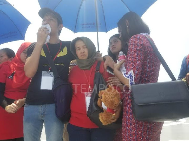 Keluarga Korban Lion Air Mengeluh Kesulitan Urus Asuransi