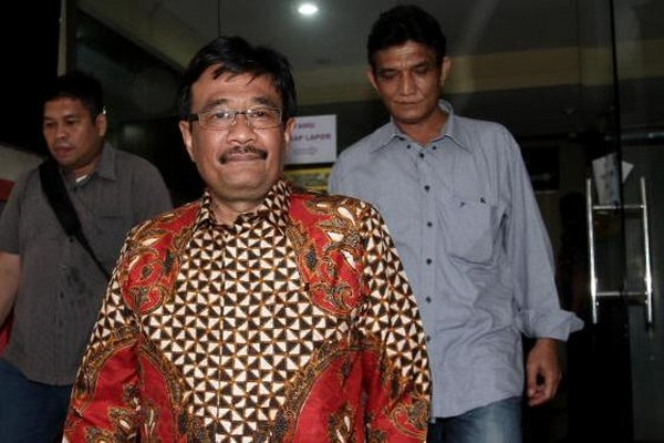 Djarot Saiful Hidayat Himbau bonek jaga ketertiban