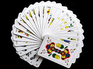 Německé / Mariášové karty
