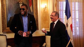 Presidente Medina participará en despedida a David Ortiz en Boston