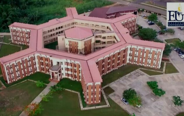 Elizade University structure Picture