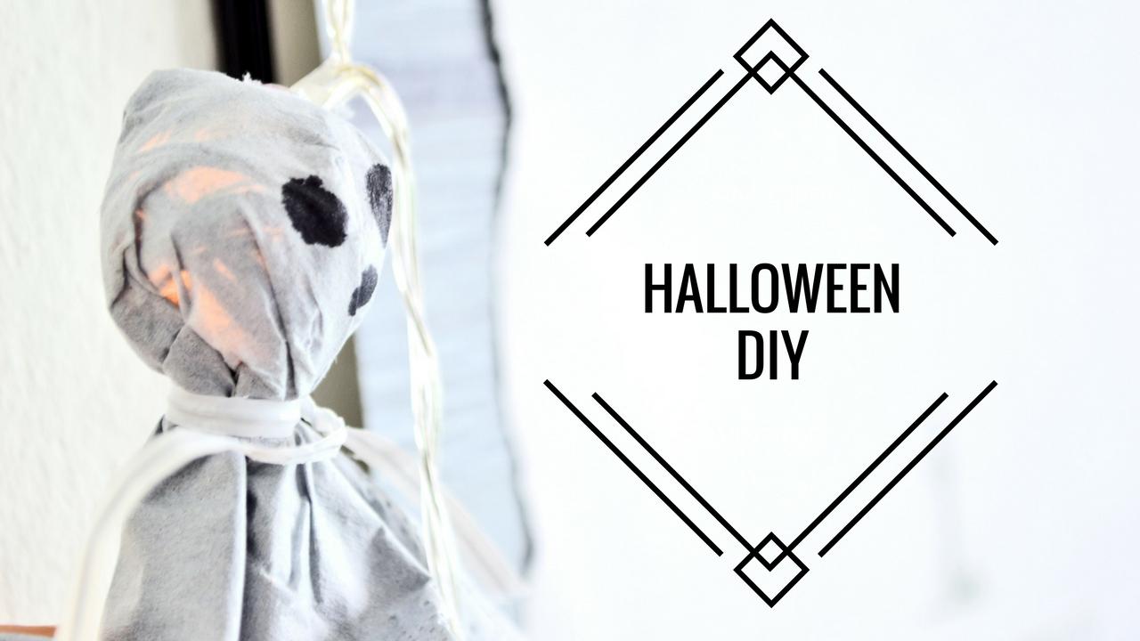 Jak zrobić dekorację na Halloween DIY.