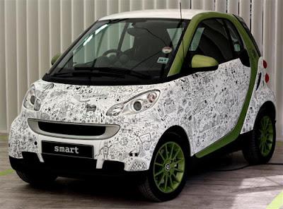Auto Smart Ilustrado