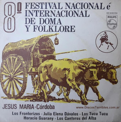 festival doma y folklore jesus maria cordoba
