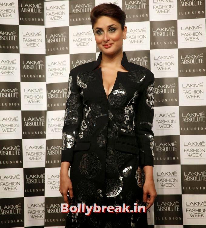 , Kareena Kapoor Walks at Lakme Fashion Week