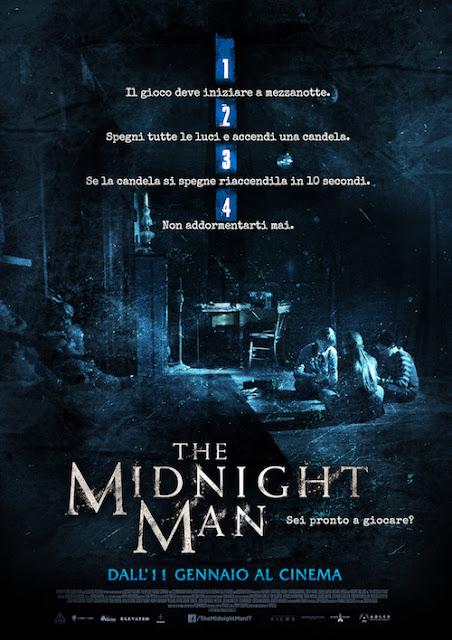 The Midnight Man Film 2018