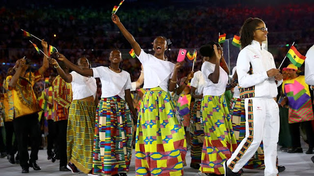 Government spent $750,000 on Rio Olympic Games 2016 - GOC