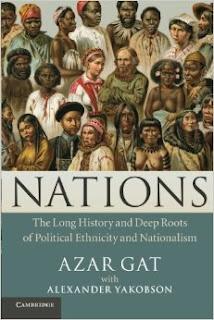 Azar Gat, Nations
