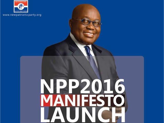 Full text: NPP 2016 manifesto highlights