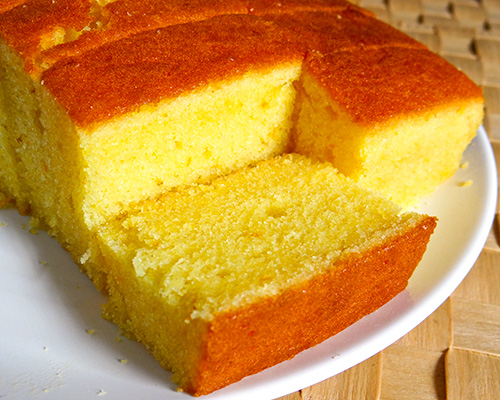 Orange Almond Meal Cake Recipe
