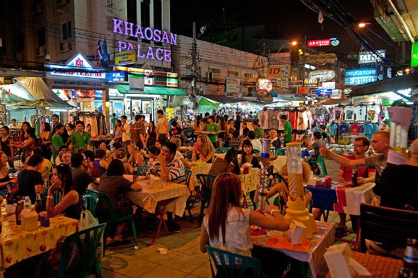 tourist places in Bangkok