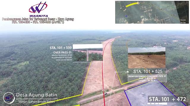 KUD Tanjung Mesayu Pertanyakan Gantirugi Jalan Tol