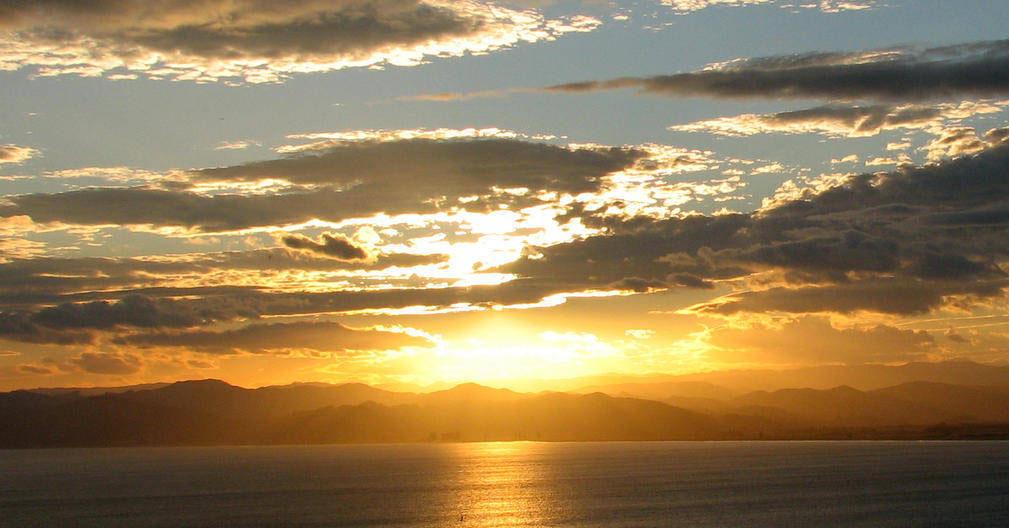 紐西蘭- 世界第一個看見日出的城市- 交換旅記