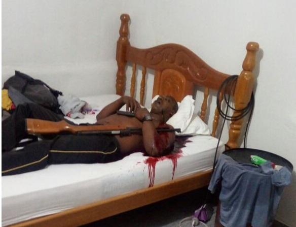 Homem comete suicídio no 1° Distrito de Ji-Paraná