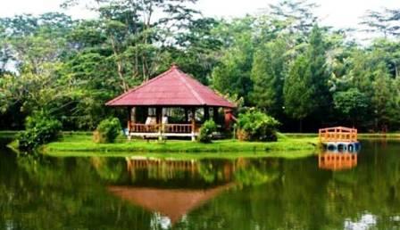 Talaga Cikeas Sentul Bogor