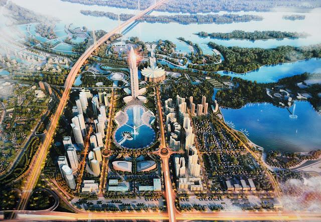Quy hoạc thành phố bên sông