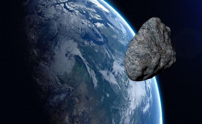 Espacio, meteorito, nasa