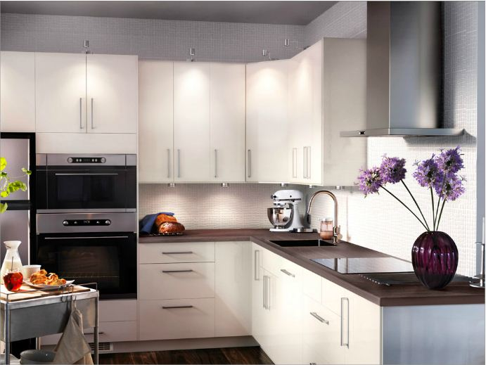 Home Decorating Ideas: IKEA Kitchen for Your Modern Kitchen Room