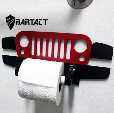 Jeep Toilet Paper Holder