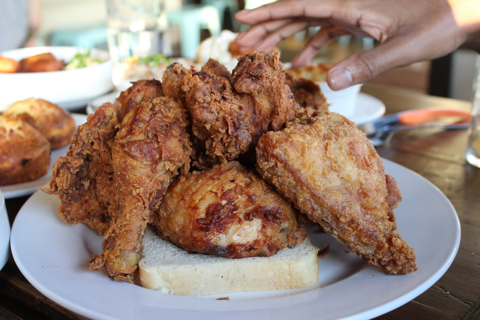 Revival Fried Chicken Restaurant Review