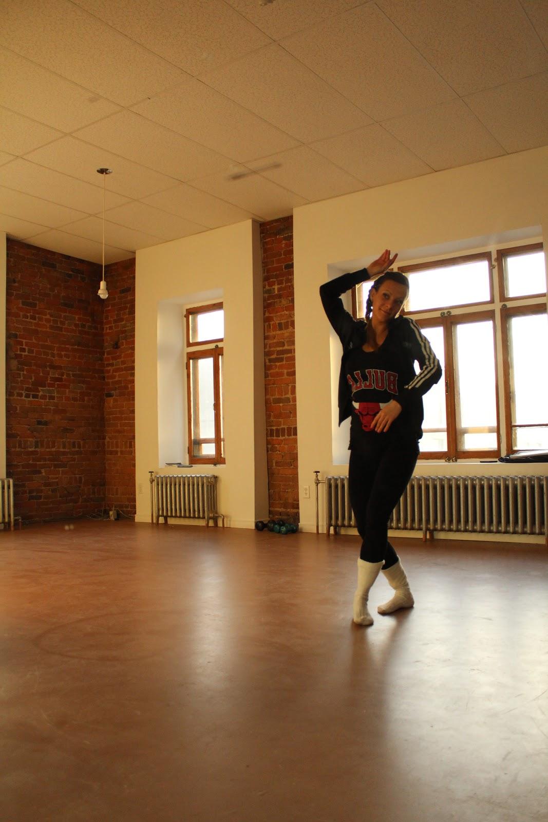 studio de danse le spot