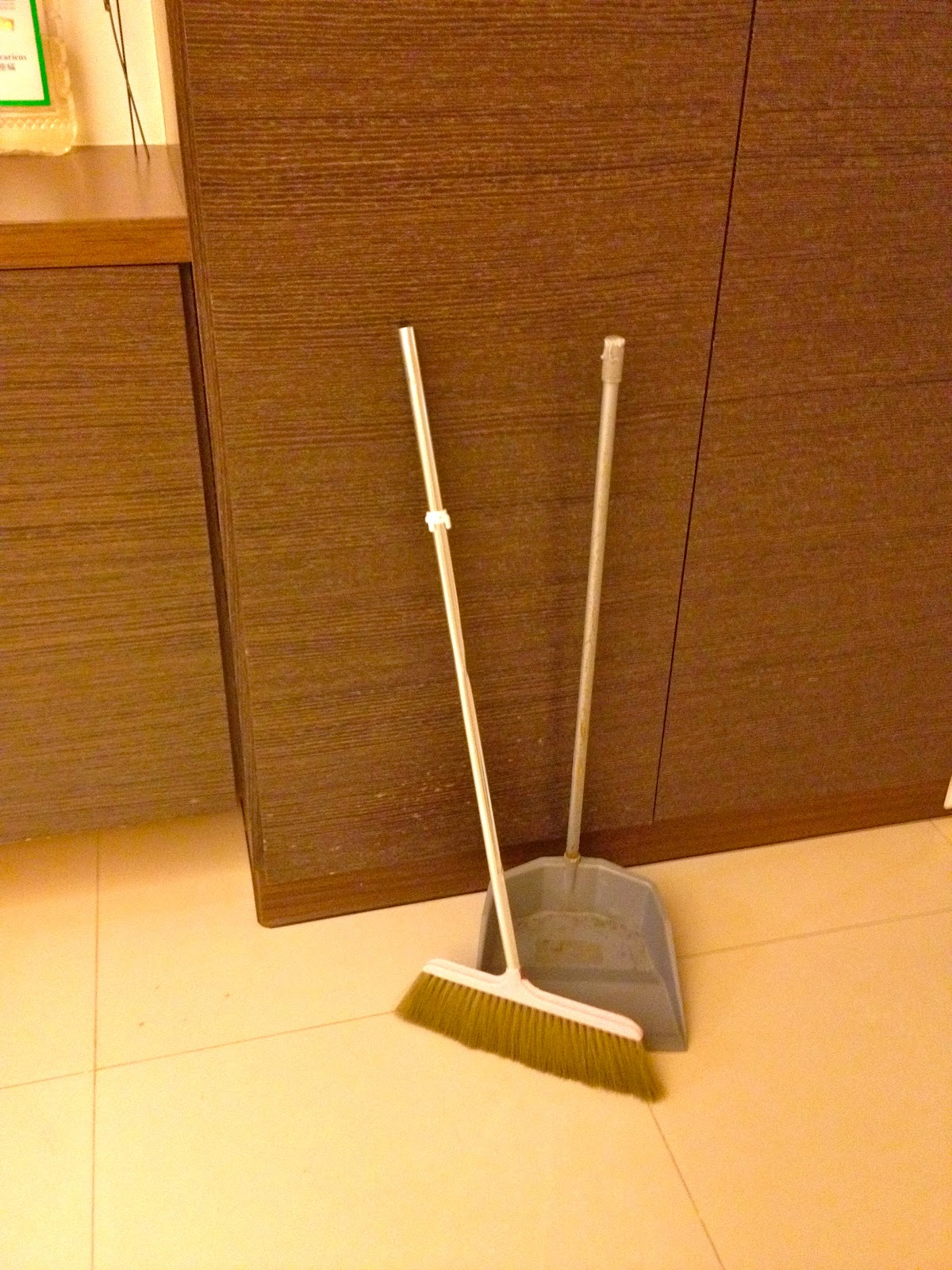 Our Taiwan Adventure: Random pictures of Household Items