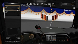 Scania Interior + Accesories by daf1