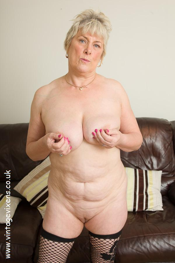 72 year old grandma craves big black cock - 5 5