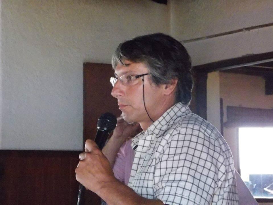 Máximo Ferreira conducirá el Papa Móvil en Chuy