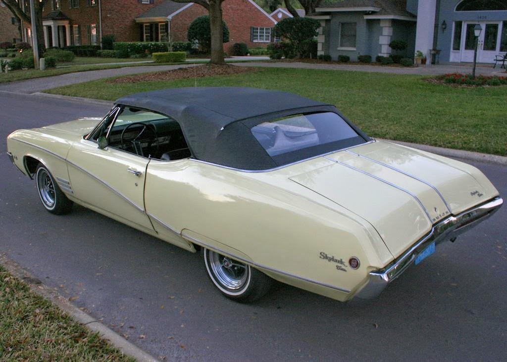 1968 Buick Skylark S