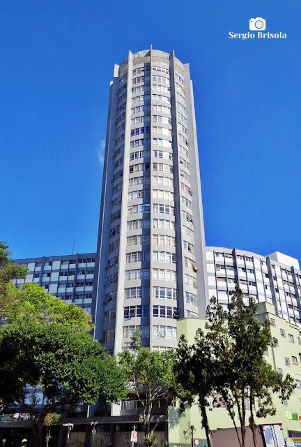 Vista ampla do Condomínio Conjunto Yuma - Bela Vista - São Paulo