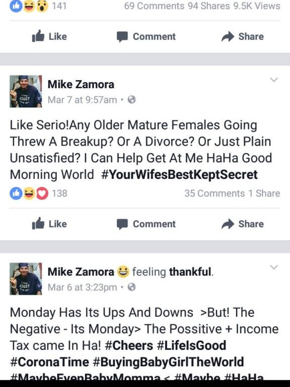 Thot Stealer1 - Wow!Man sleeps with married woman, tags her husband on Facebook to pick her up