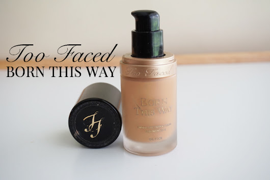 Would I Repurchase | Too Faced Born This Way Foundation