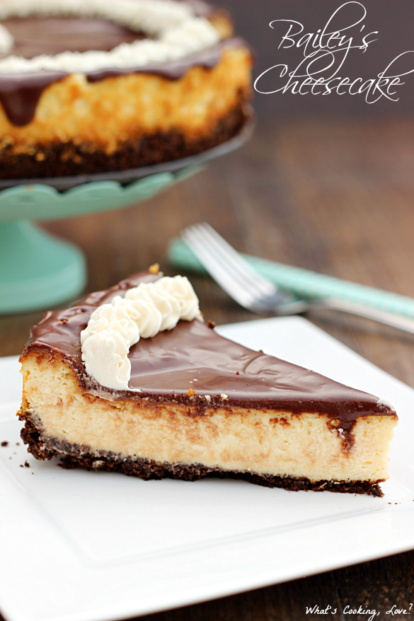 Baileys cheesecake whats cooking love - Olive garden bailey s crossroads ...