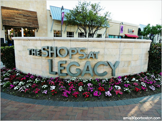 The Shops At Legacy en Plano, Texas