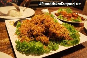 Rumah Makan Kampung Laut, Semarang | Tempat Wisata Semarang