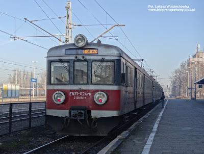EN71-024, Przewozy Regionalne, stacja Oświęcim